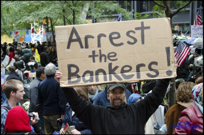 """Occupy Wall Street"" 11/05/2011"