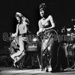 """""""Dizzy Izzy"""" Sanabria and Celia Cruz"""